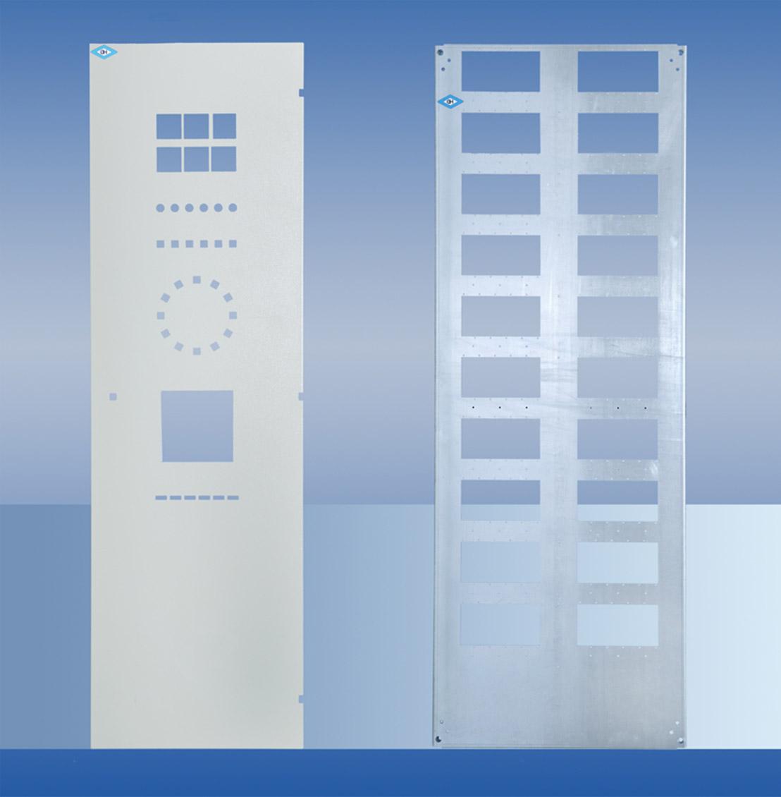 CNC Stanzen, CNC Lasern, Biegen