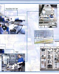 Konstruktion CAD/CAM, CNC - Stanzen, CNC - Biegen, CNC - Kanten, Fügen und Schweißen