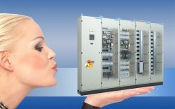 Niederspannungs-Verteiler-System-Rack-19 Zoll-Gestell-Gestelle