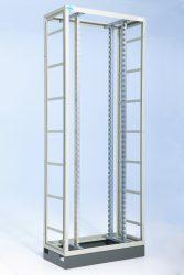 Schaltanlagen, Niederspannungs-Verteilersystem, Rack, Montagerahmen, Baugruppenträger, 19